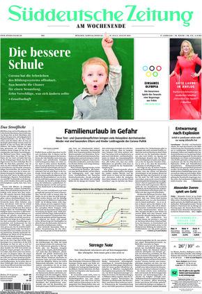 Süddeutsche Zeitung (31.07.2021)