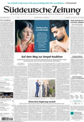 Süddeutsche Zeitung (08.10.2021)