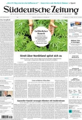 Süddeutsche Zeitung (14.10.2021)