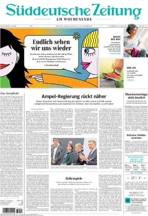 Süddeutsche Zeitung (16.10.2021)
