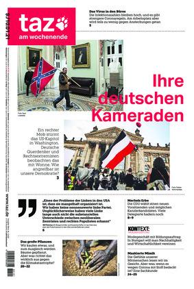 taz.die tageszeitung (09.01.2021)