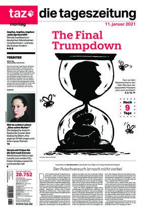 taz.die tageszeitung (11.01.2021)