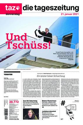 taz.die tageszeitung (21.01.2021)