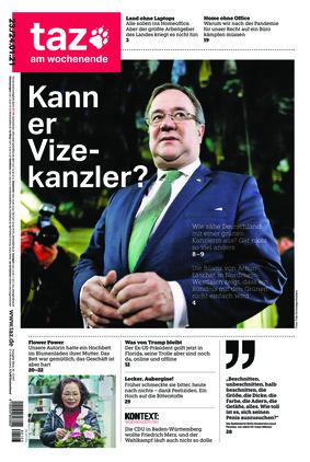 taz.die tageszeitung (23.01.2021)