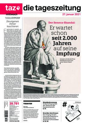 taz.die tageszeitung (27.01.2021)