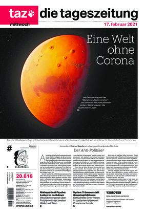 taz.die tageszeitung (17.02.2021)