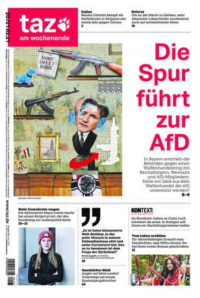 taz.die tageszeitung (20.02.2021)