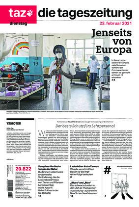 taz.die tageszeitung (23.02.2021)