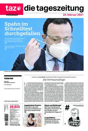 taz.die tageszeitung (24.02.2021)