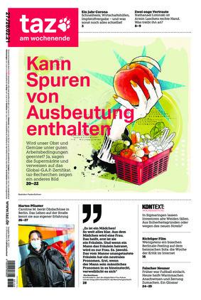 taz.die tageszeitung (27.02.2021)