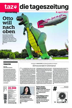 taz.die tageszeitung (08.04.2021)