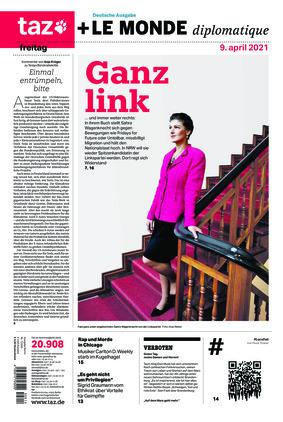 taz.die tageszeitung (09.04.2021)