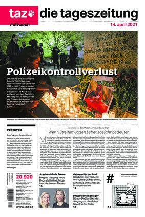 taz.die tageszeitung (14.04.2021)