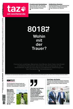 taz.die tageszeitung (17.04.2021)