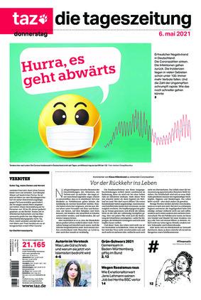 taz.die tageszeitung (06.05.2021)
