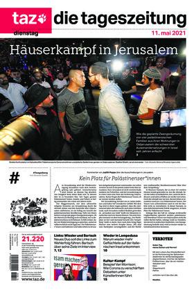 taz.die tageszeitung (11.05.2021)