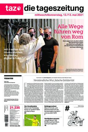 taz.die tageszeitung (12.05.2021)