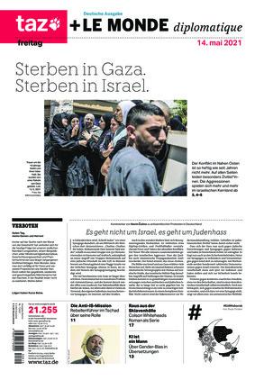 taz.die tageszeitung (14.05.2021)