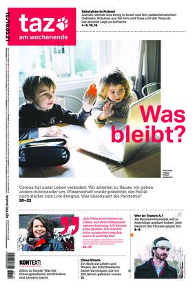 taz.die tageszeitung (15.05.2021)