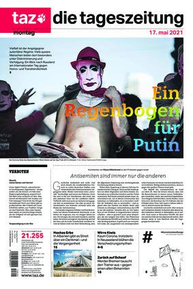 taz.die tageszeitung (17.05.2021)