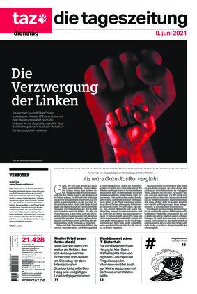 taz.die tageszeitung (08.06.2021)
