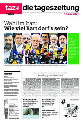 taz.die tageszeitung (18.06.2021)