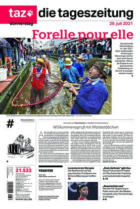 taz.die tageszeitung (29.07.2021)