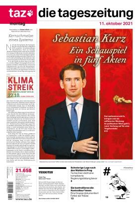 taz.die tageszeitung (11.10.2021)