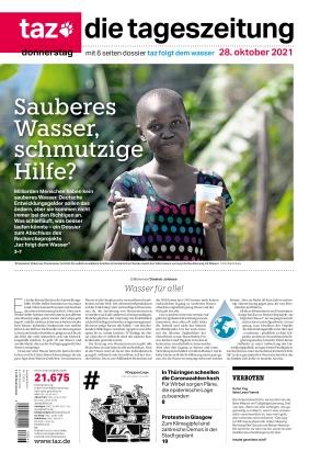 taz.die tageszeitung (28.10.2021)