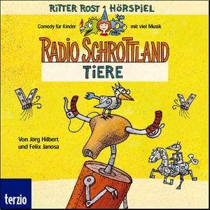 Radio Schrottland - Tiere