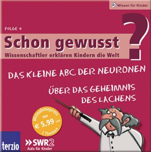Über das Geheimnis des Lachens / Das kleine ABC der Neuronen