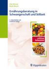 Vergrößerte Darstellung Cover: Ernährungsberatung in Schwangerschaft und Stillzeit. Externe Website (neues Fenster)