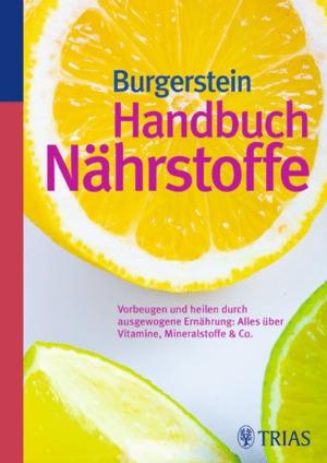 Burgerstein Handbuch Nährstoffe