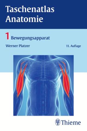 Taschenatlas Anatomie, Bd. 1