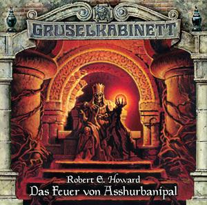 Das Feuer von Asshurbanipal