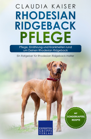 Rhodesian Ridgeback Pflege
