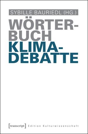Wörterbuch Klimadebatte