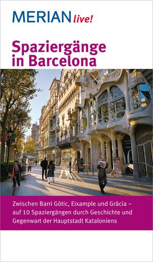 Spaziergänge in Barcelona
