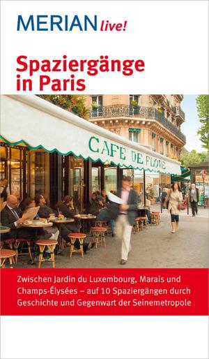 Spaziergänge in Paris