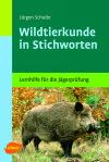 Wildtierkunde in Stichworten - Haarwild, Federwild, naturgeschützte Tiere