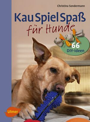 Kau-Spiel-Spaß für Hunde
