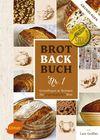 Vergrößerte Darstellung Cover: Brotbackbuch Nr. 1. Externe Website (neues Fenster)