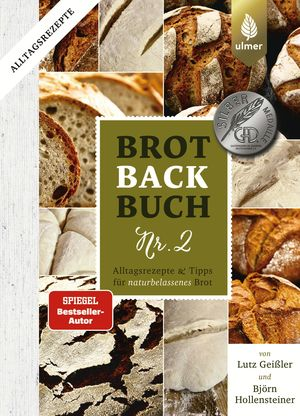 Brotbackbuch Nr. 2