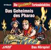 Vergrößerte Darstellung Cover: Das Geheimnis des Pharao. Externe Website (neues Fenster)