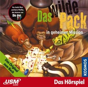 Das wilde Pack in geheimer Mission