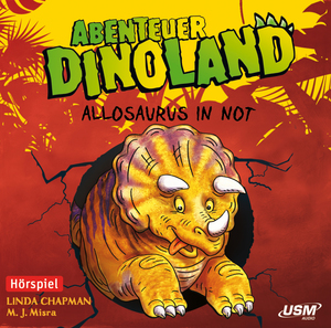 Abenteuer Dinoland - Allosaurus in Not