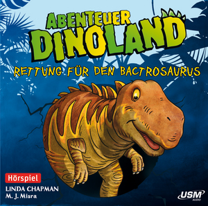 Abenteuer Dinoland - Rettung für den Bactrosaurus