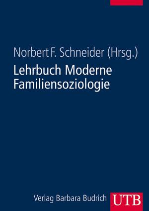 Lehrbuch Moderne Familiensoziologie