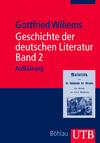 Geschichte der deutschen Literatur, Bd. 2