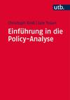 Einführung in die Policy-Analyse